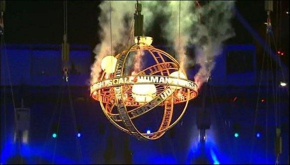 London 2012 Paralympics Opening Ceremony