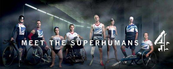 Channel 4 Superhumans Advertisement
