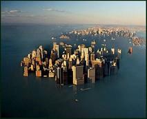 New York flooded as Atlantis