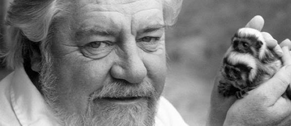 Picture of Gerald Durrell