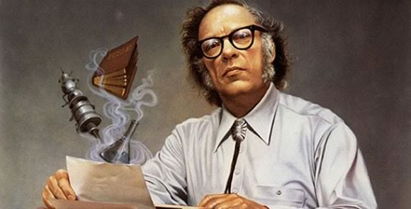Picture of Isaac Asimov