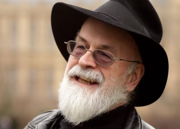 Picture of Terry Pratchett