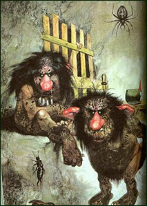 Picture of Nasty Trolls