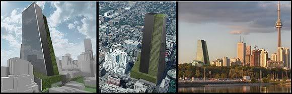 Farm skyscrapers
