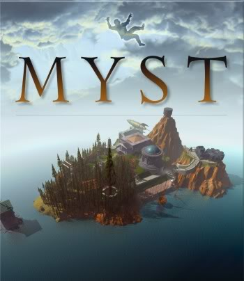 Picture of Myst game