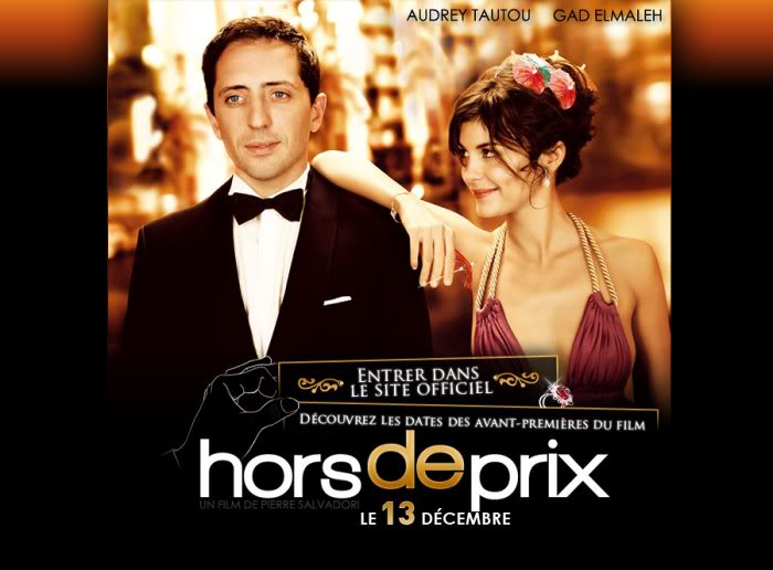 Audrey Tautou and Gad Elmaleh in Pricelss (Hors de Prix)