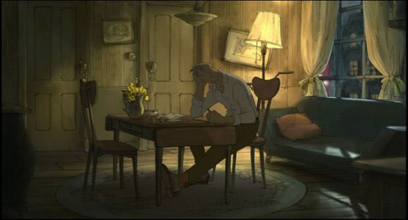 Sylvain Chomet L'Illusioniste The Illusionist