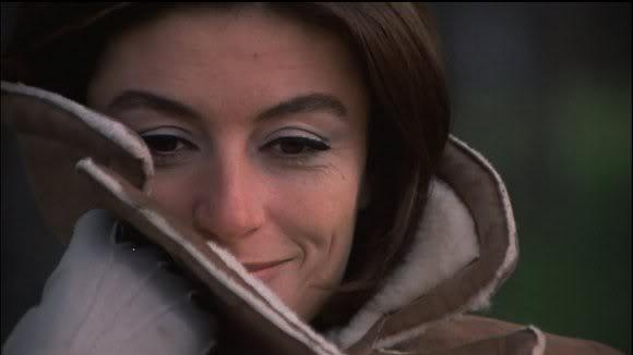 Anouk Aimée - Screenshot from Un Homme et une Femme