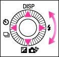 Diagram of Sony Control Wheel