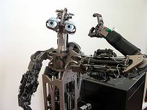 Picture of robot