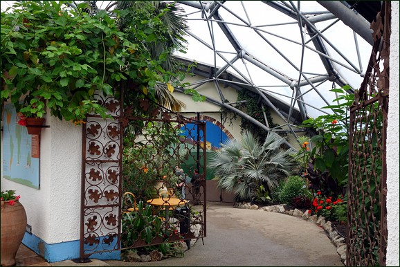 Mediterranean Biome at Eden Project