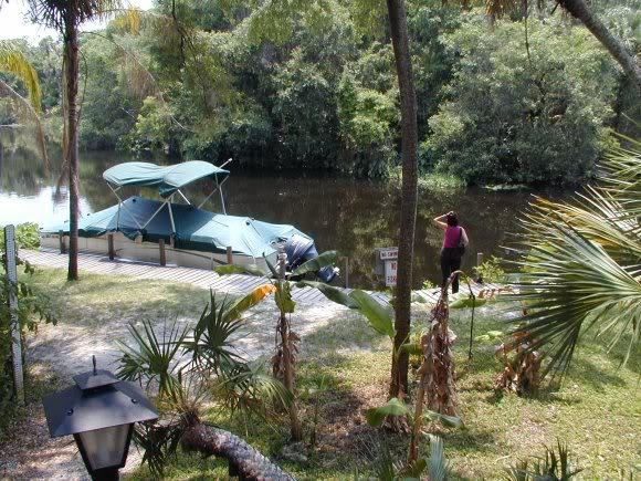 Picture of Braden River at Linger Lodge Resort