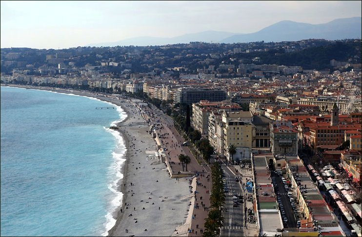 Picture of Baie des Anges Nice