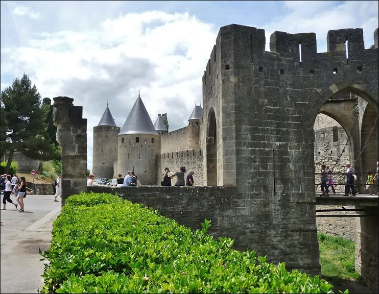 Carcassonne - The Old Walled City