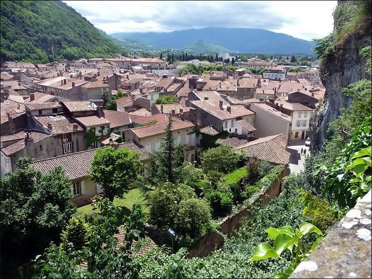 The Ch�teau of Foix