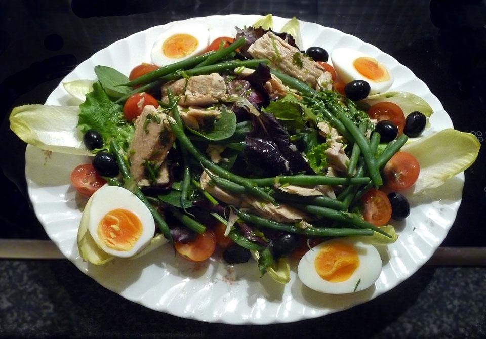 Salad Ni�oise